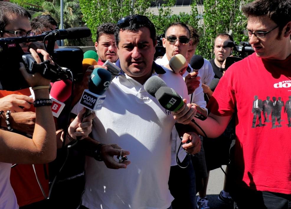 """Raiola : """"Le bras d'honneur de Pogba ? Ces conneries doivent s'arrêter !"""""""