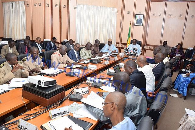 Conseil interministériel sur les inondations : 70 milliards injectés dans le secteur pour prévenir et gérer les inondations (Premier ministre)