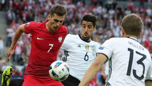 Euro 2016 : L'Allemagne tenue en échec par la Pologne (0-0)