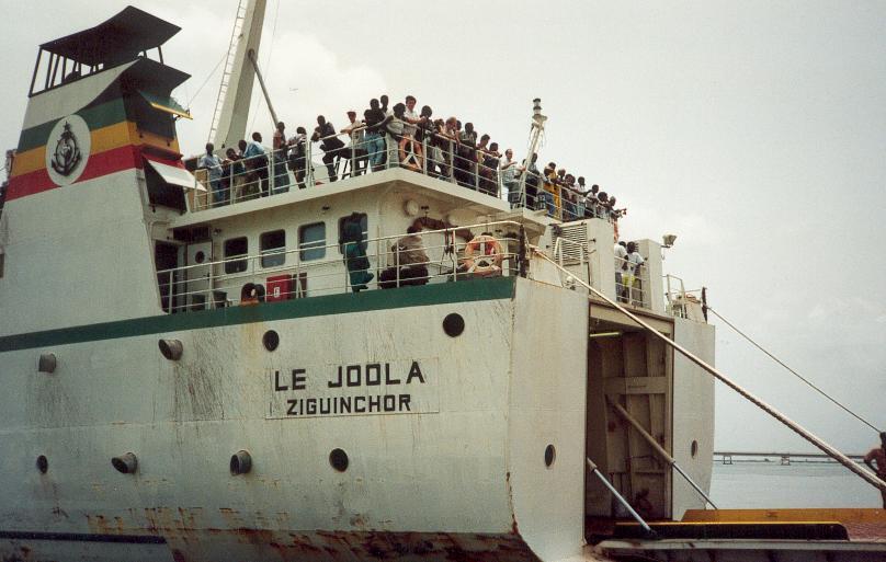 La déclaration émouvante des victimes du Bateau le Joola