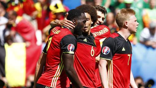 Euro 2016 : La Belgique domine L'Irlande (3-0)