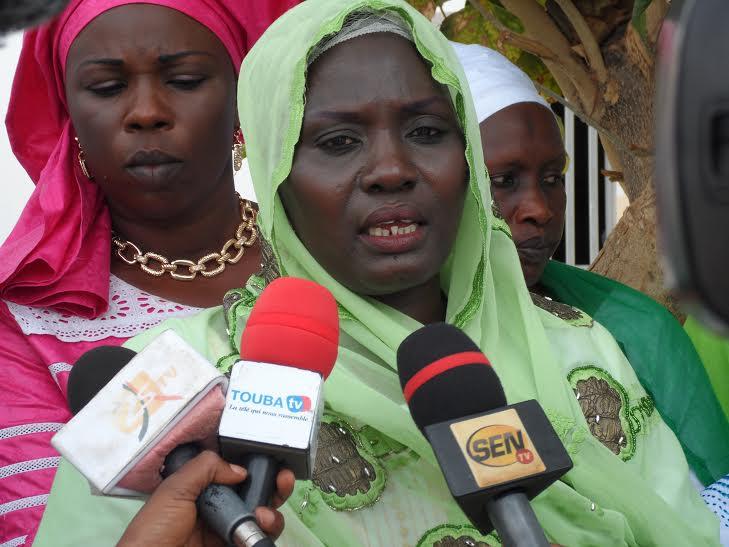 """SOKHNA ADJI SECK : """" Abdou Lahad Ka a utilisé les femmes à des fins politiques et leur a livré une kyrielle de contrevérités '"""