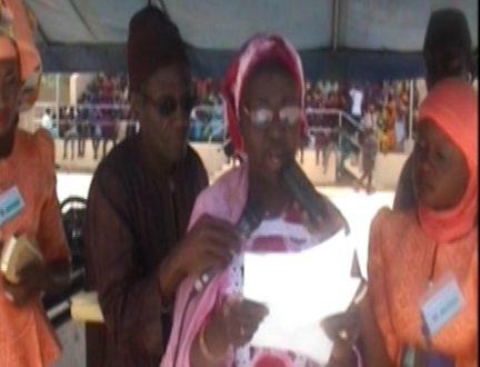 LUTTE CONTRE LES MARIAGES PRÉCOCES : Marième Faye Sall, Marraine des 48H du CDEPSCOFI de Bambey