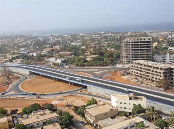 Infrastructures dans la sous-région : Le Sénégal 12ème de la Cedeao