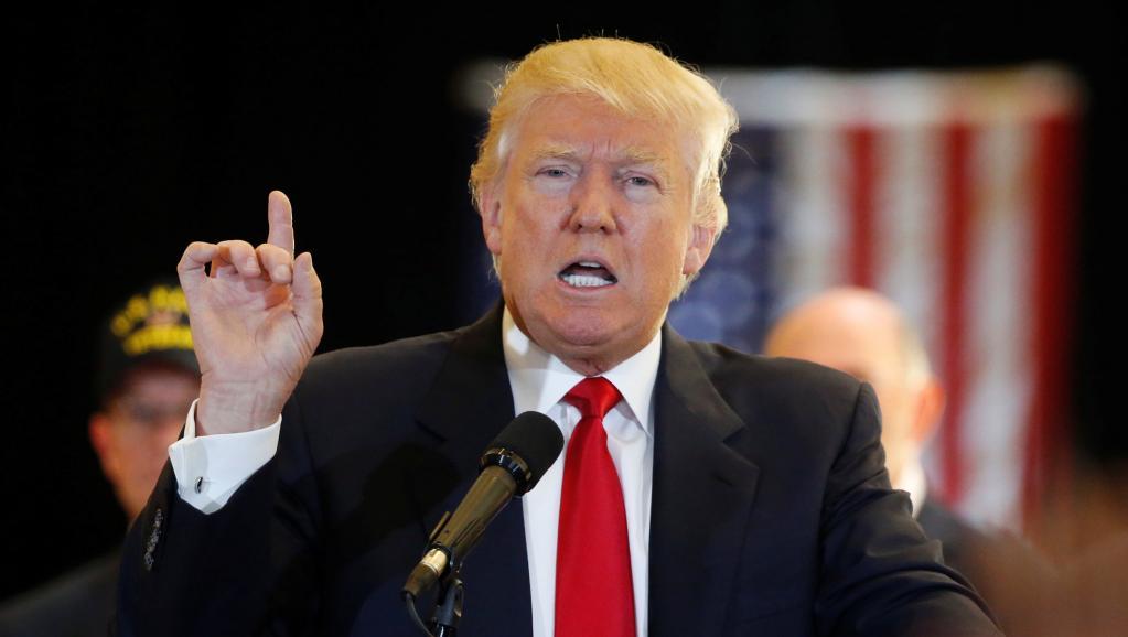 Etats-Unis : Donald Trump se dit ouvert au «profilage» des musulmans