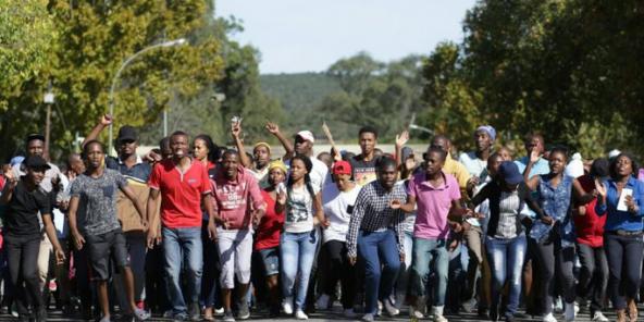 Afrique du Sud : On donne la bourse aux filles vierges !!!