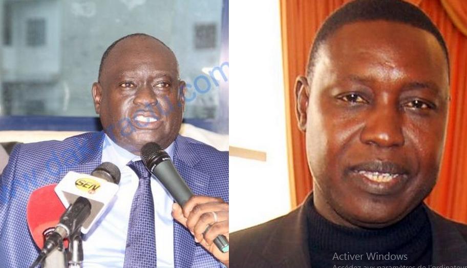 Duel d'avocats au sommet : Me El Hadj Diouf rectifie Me Boucounta Diallo qui confondrait amnistie et grâce