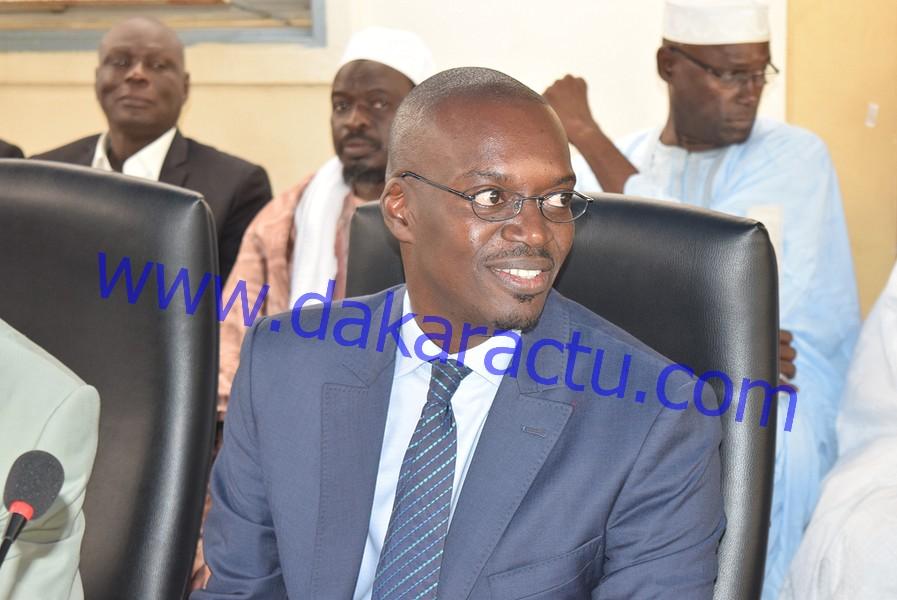 Passation de service à la SN HLM : « La Sn Hlm devra naturellement prendre le train de l'émergence » (Mamadou Kassé, DG)
