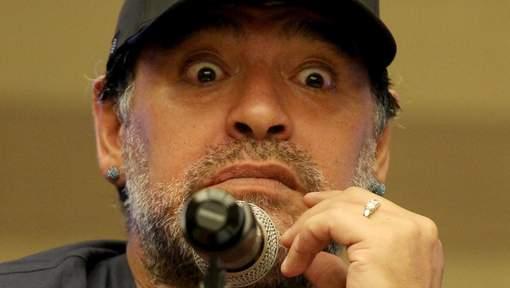 "Copa America 2016 : ""Si nous perdons, que les Argentins ne rentrent pas!"" (Diego Maradona)"