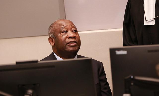 Une pétition internationale lancée en Côte d'Ivoire pour la libération de Gbagbo
