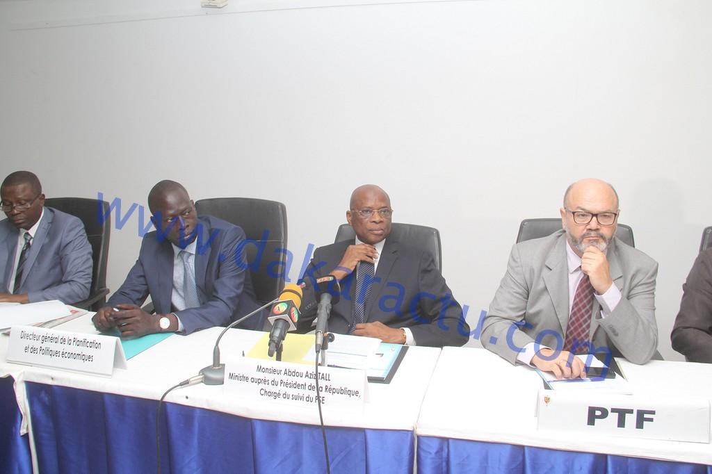 """Abdou Aziz Tall, ministre en charge du PSE : """" Nous sommes en bonne voie en matière de suivi des politiques publiques """""""