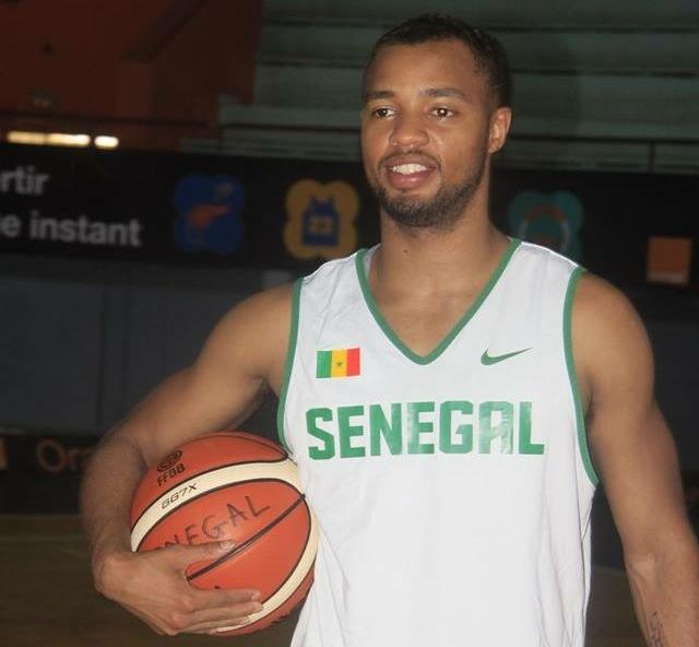 Le basketteur Clevin Finlay HANNAH prend la nationalité sénégalaise