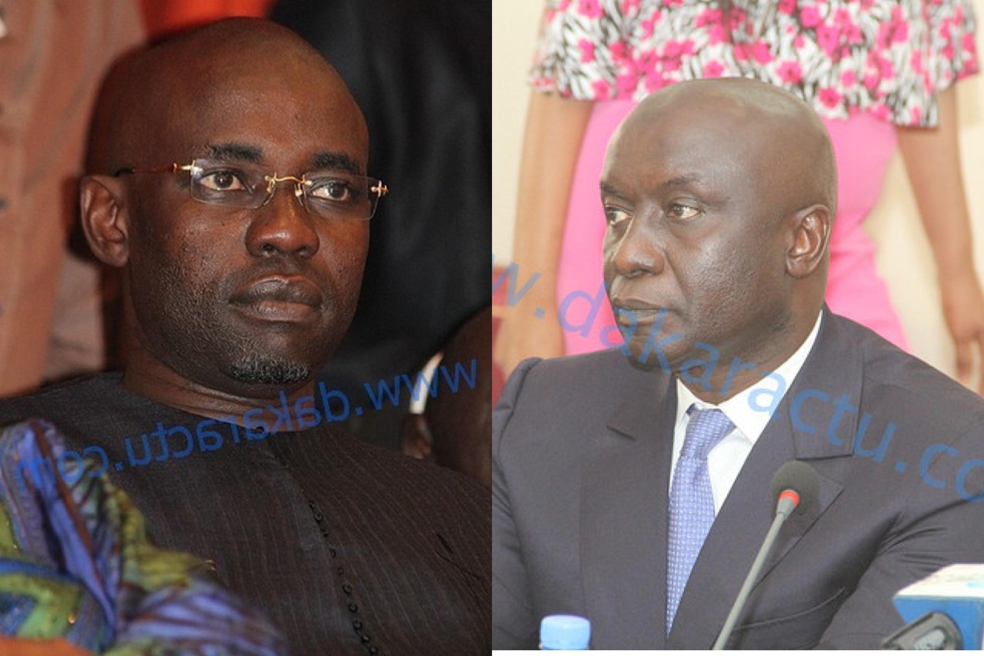 Samuel Sarr s'en prend violemment à Idrissa Seck : « Nous étions là quand il faisait ses conneries (...) Idrissa Seck a volé 74 milliards F CFA. C'est un dealer et un menteur... »