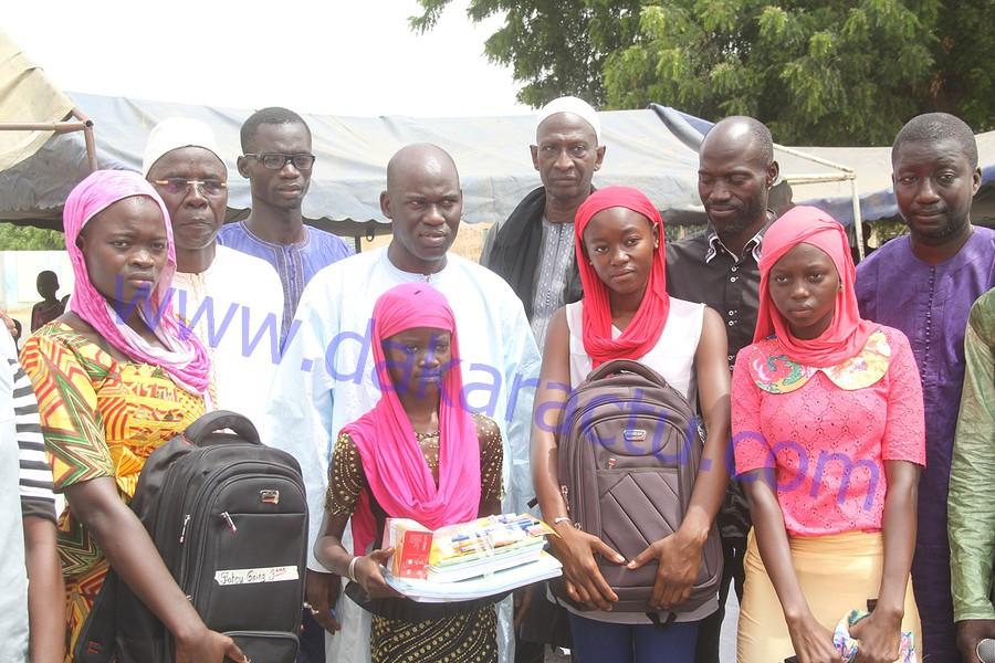 """Ce samedi 25 juin  2016, la Commune de Ngoundiane (Département de Thiès) a fêté ses meilleurs élèves lors d'une importante cérémonie dénommée """"Fête de l'Excellence""""."""
