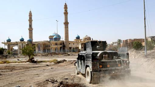 Fallouja entièrement libérée de l'État Islamique