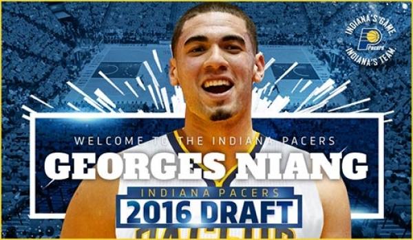 Basket - Nba 2016 : Le Sénégalais Georges Niang drafté par Indiana