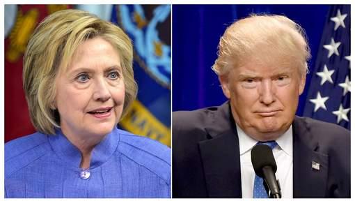 Trump en chute libre face à Clinton
