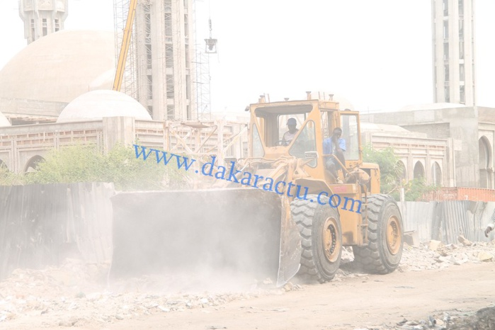 DÉGUERPISSEMENT : Le Sous-Préfet Djibril Diallo désencombre Dakar-Plateau