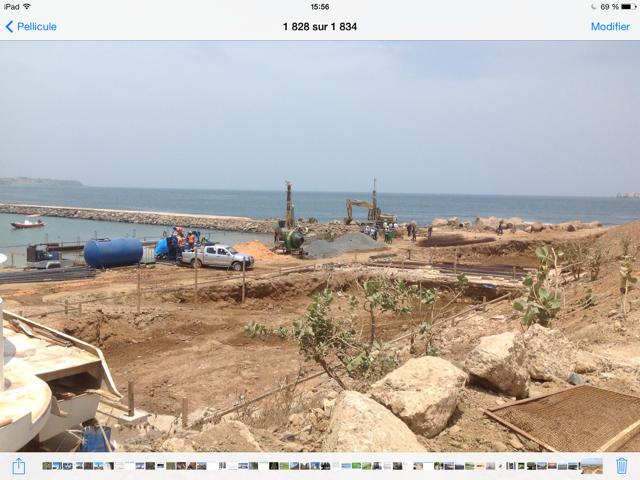SCANDALE SUR LA CORNICHE : Le maire de Fann «offre» la plage à la famille Rahal du Terrou-bi