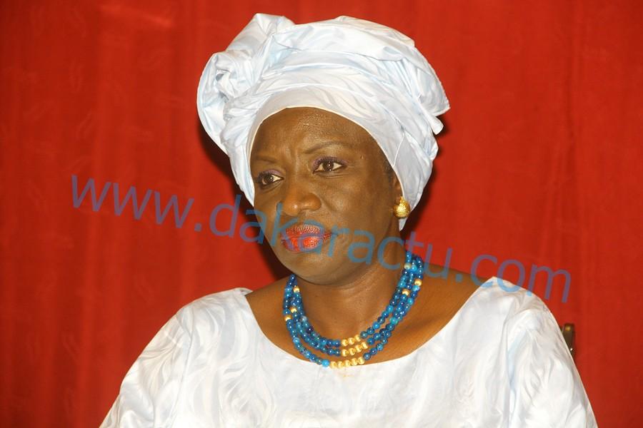 Mimi Touré aux jeunes de Grand-Yoff : La politique n'est pas un métier