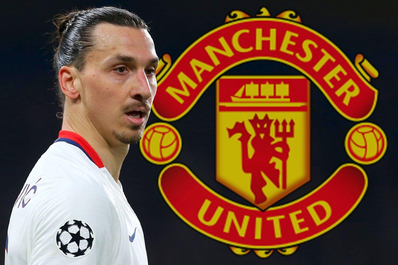 Zlatan Ibrahimovic officiellement à Manchester United