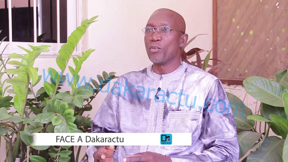 Me Amadou Sall, irrité par les propos de Sidiki Kaba, lui répond sèchement