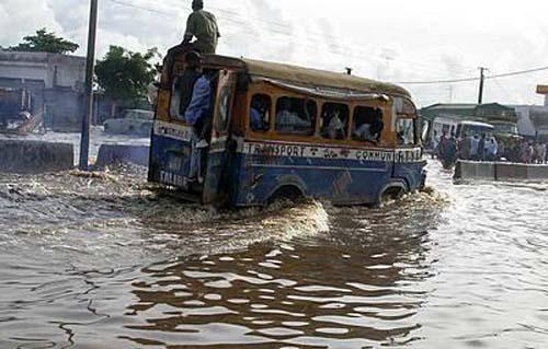 Lutte contre les inondations : des infrastructures annoncées pour le drainage des eaux