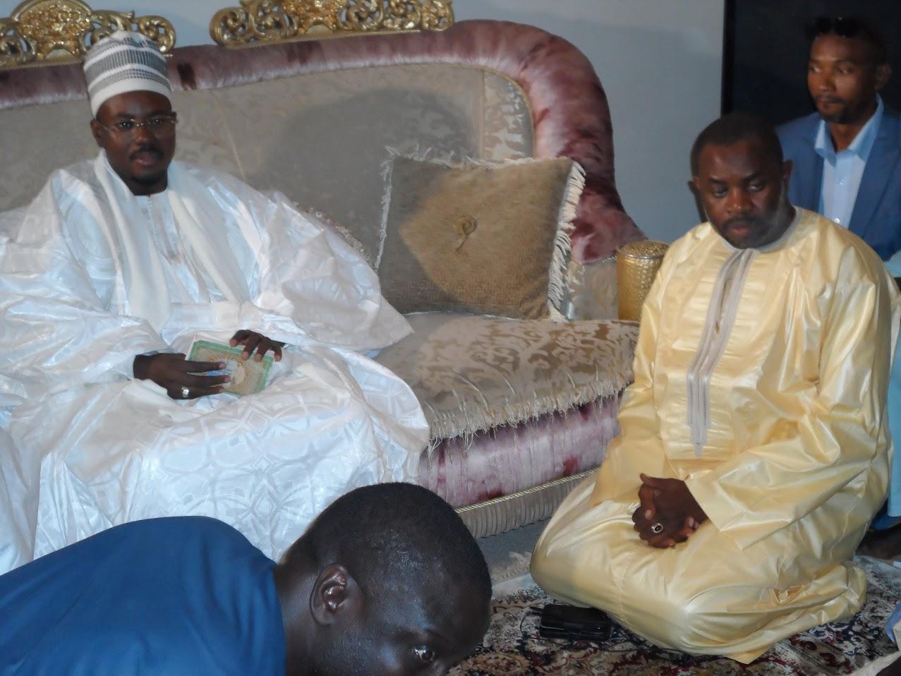 Ponctions sur les salaires des enseignants : Mamadou Lamine Dianté à Touba aujourd'hui
