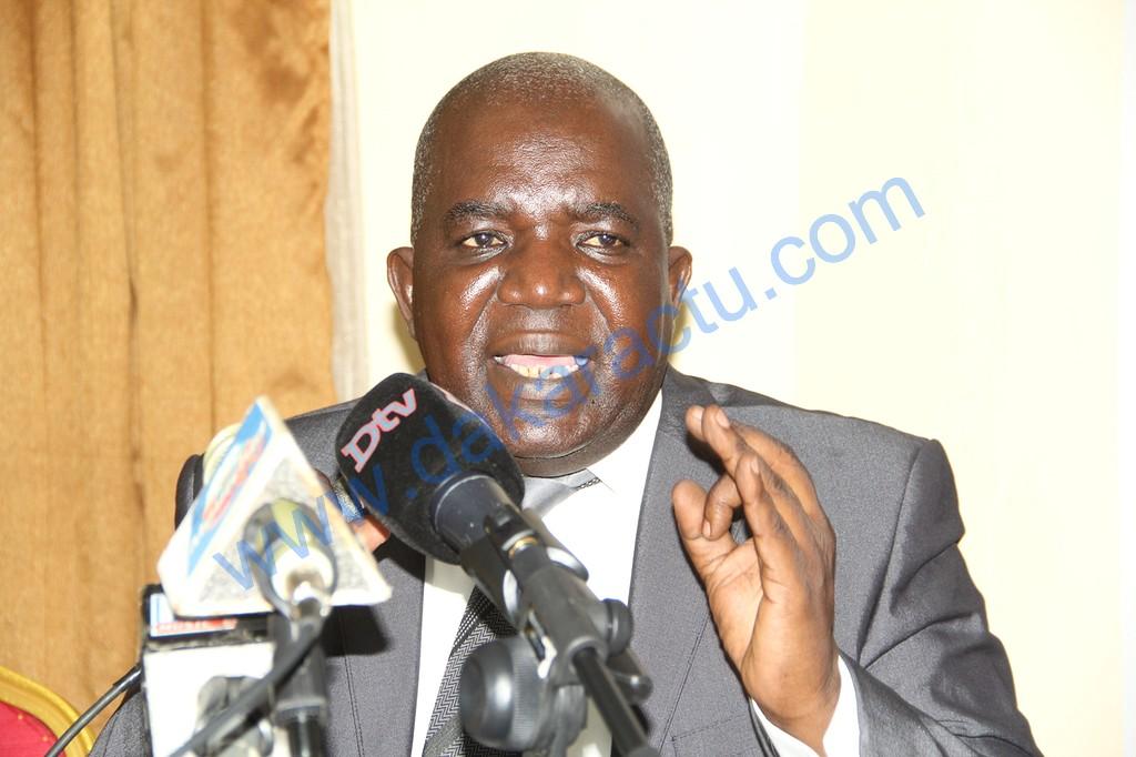 Candidature du Pds à la présidentielle : Les précisions de Oumar Sarr