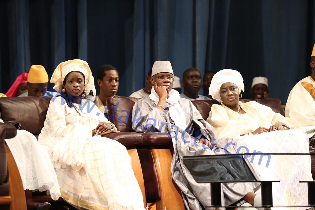 Les images de la grande conférence religieuse organisée par la Cojer nationale au Grand Théâtre National