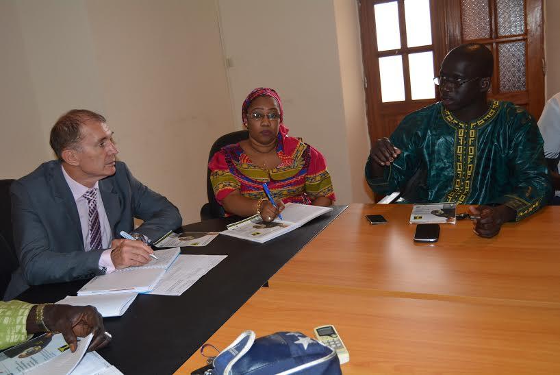 Information routière au Sénégal : Dr Soames Job de la Banque mondiale salut le travail de TallyBi.Sn
