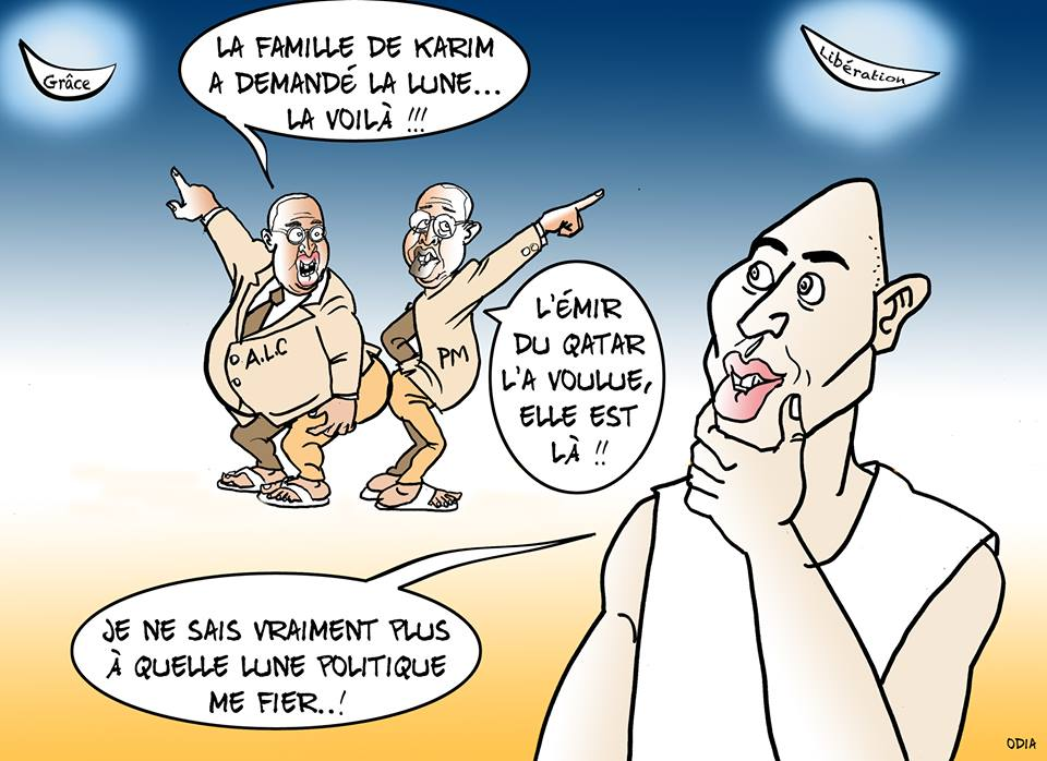 Karim ne sait plus à quelle lune se fier? Celle de Latif ou celle du PM....par Odia (la Tribune)