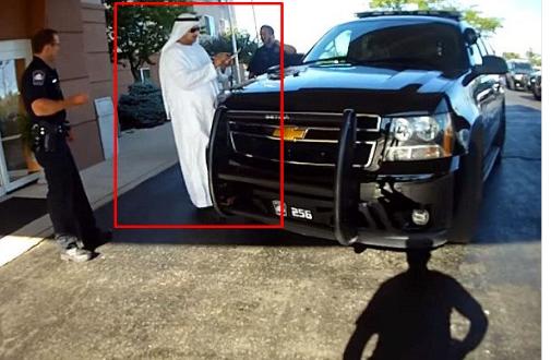 Arrestation musclée d'un Émirati, pris à tort pour un djihadiste