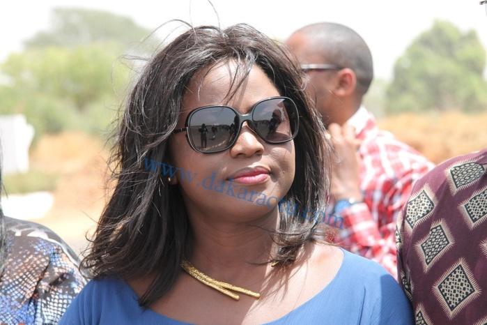 NÉCROLOGIE : La Directrice générale de l'ANRAC, Angélique Manga en deuil