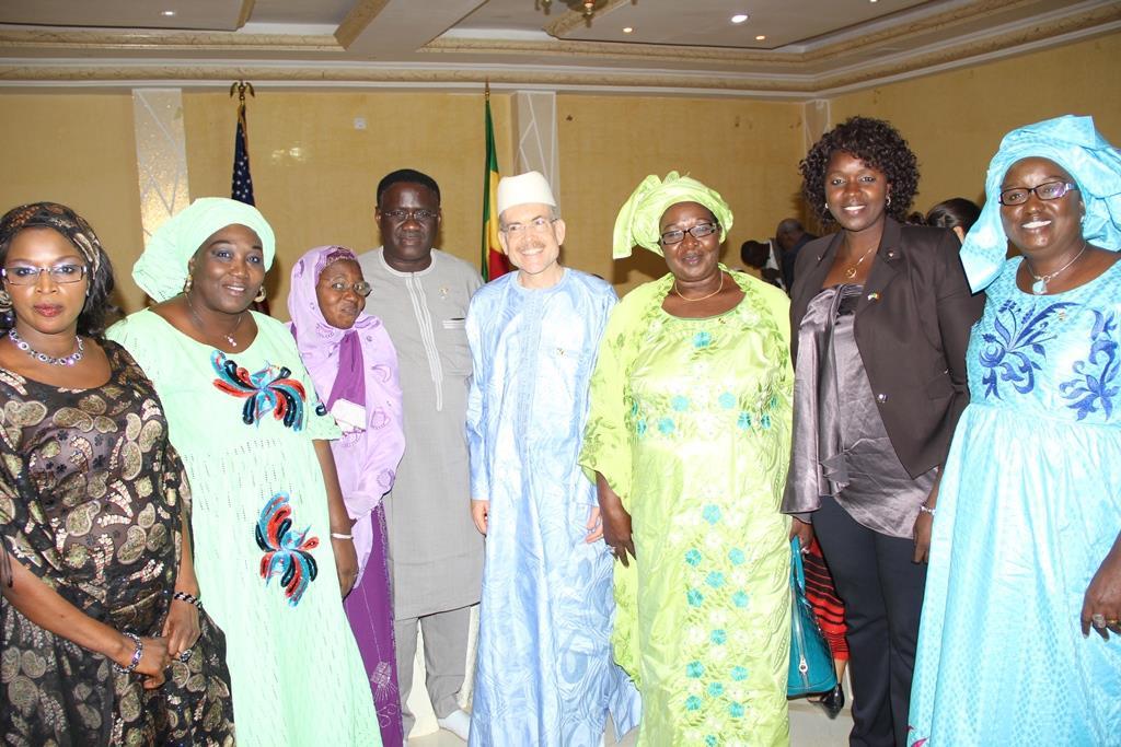 Korité 2016: le message de l'ambassadeur américain à Dakar