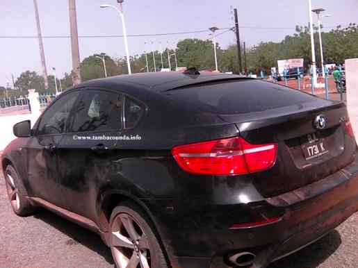 Révélation aux conséquences terribles : Boy Djinné a volé la voiture de luxe dans le parking de...la DIC