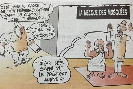 La prière du Qatar de Macky minée par Idy.......Odia (la Tribune)