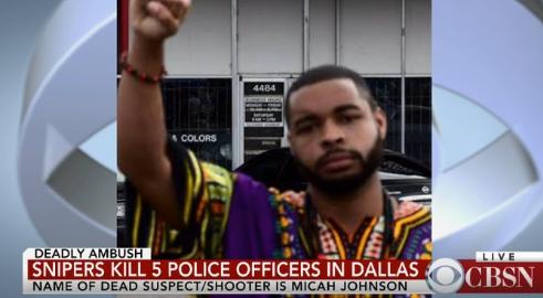 Le tireur de Dallas, vétéran de l'US Army devenu partisan du suprémacisme noir