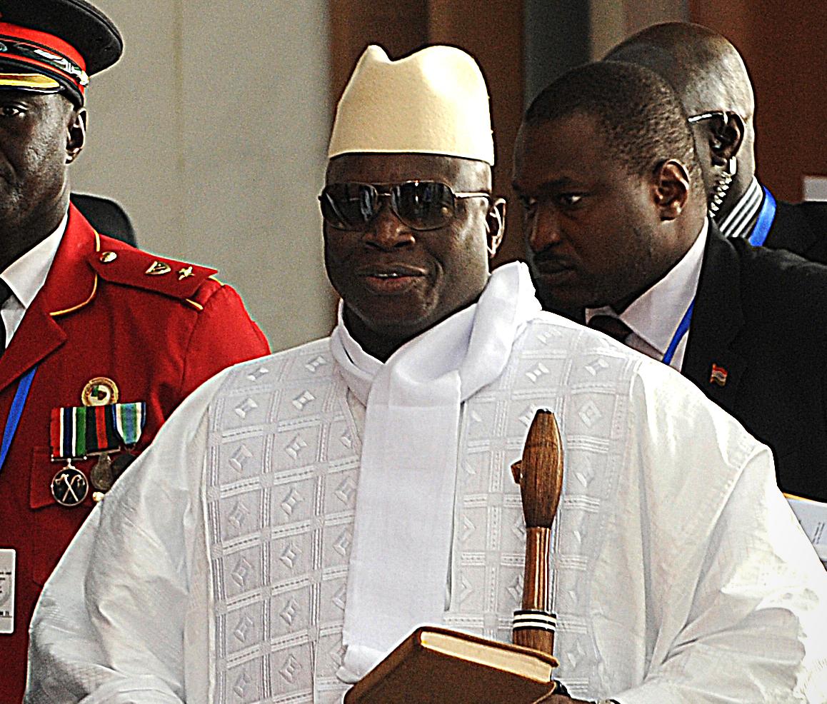 GAMBIE : Les drôles de décisions de Yaya Jammeh sur le mariage dans son pays (A mourir de rire)