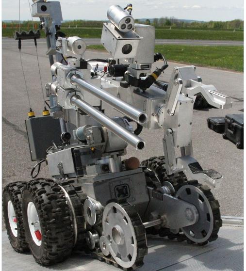 DALLAS : Pour la première fois, la police a tué avec un robot
