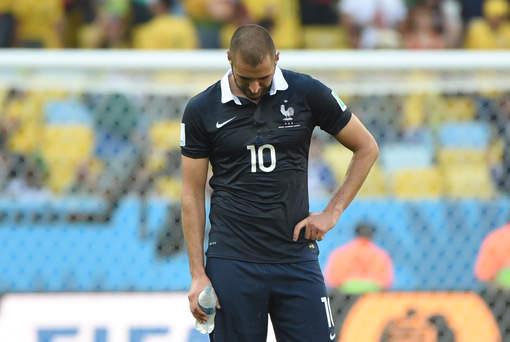 La finale des Bleus fait oublier l'absence de Benzema