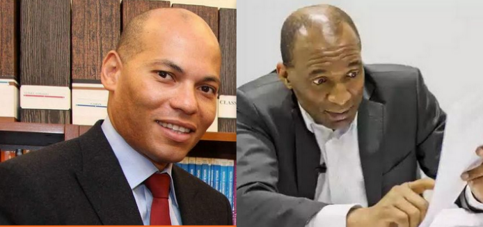 KARIM WADE / MICHEL ATANGANA - Deux ex-prisonniers pour un même combat : « éradiquer la détention arbitraire »