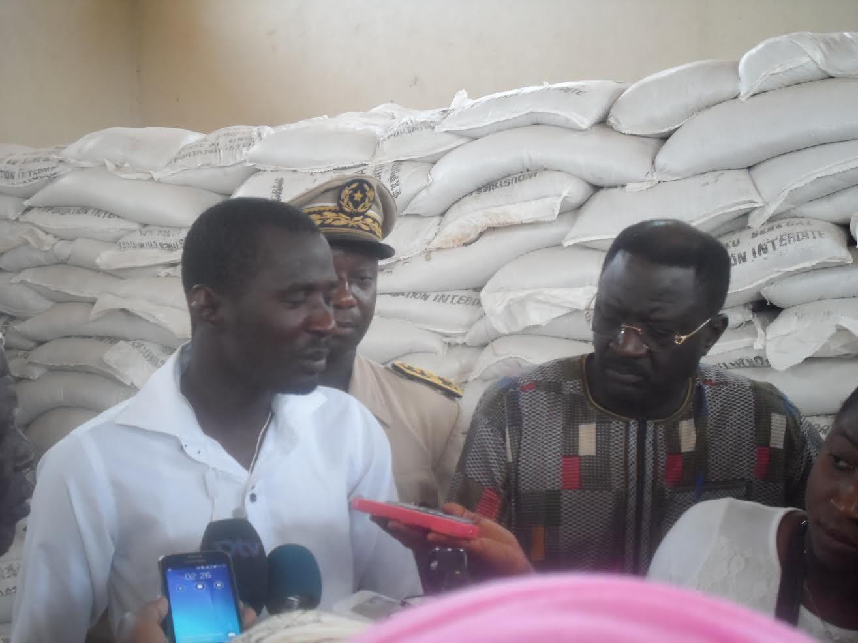 REPORTAGE/PAPE ABDOULAYE SECK DANS LE BASSIN ARACHIDIER - Ses mises au point, sa tirade contre les faux gros producteurs et la grogne de Diognick…