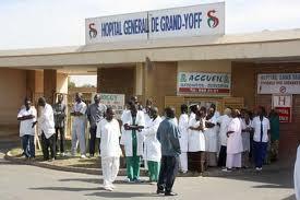Hôpital Général de Grand-Yoff : L'eau ne coulerait plus à la maternité
