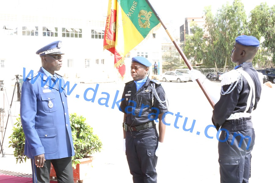 Les images de la cérémonie de remise de drapeau au contingent SEN FPU 4 MALI/MUNISMA