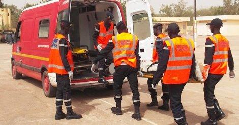 ACCIDENT à N'GOR : Un bus « Tata » a mortellement heurté un enfant de 2 ans