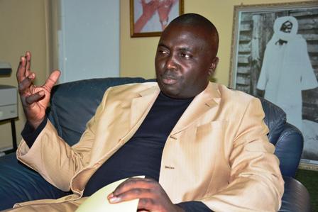 Bamba Fall admiratif devant Diouf Sarr : « Vous êtes réellement une chance pour Dakar! »