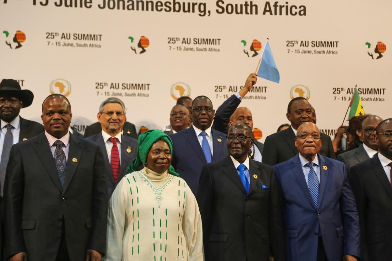 Sommet Union Africaine : Le renouvellement de la commission et l'intégration au rendez vous