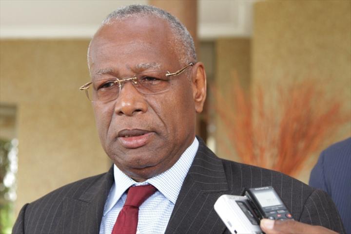 Présidence de la commission de l'Union Africaine : Le programme de Abdoulaye Bathily axé sur 20 points