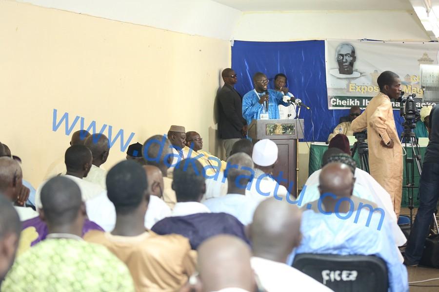 """Serigne Sadikh Mbacké : """" On ne travaille plus pour avoir de l'argent mais on préfère user de ruse et subterfuge pour l'acquérir """""""